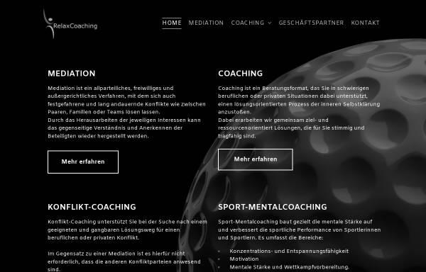 Vorschau von www.relax-coaching.com, RelaxCoaching