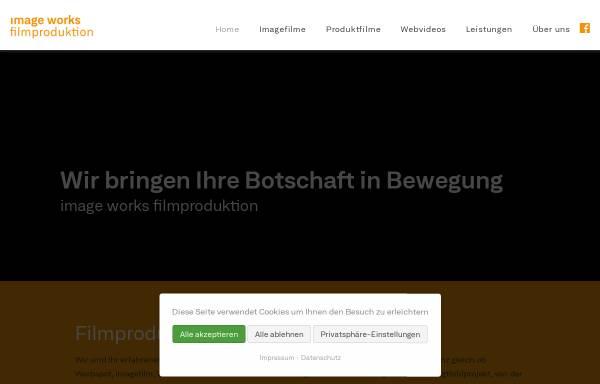 Vorschau von www.image-works.de, Image Works Filmproduktion