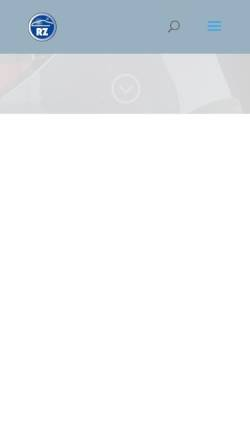 Vorschau der mobilen Webseite www.rz-menden.de, RZ Autoglas Menden