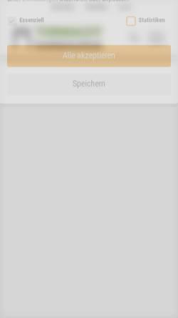 Vorschau der mobilen Webseite www.torwacht-insektenschutz.de, Torwacht Insektenschutz