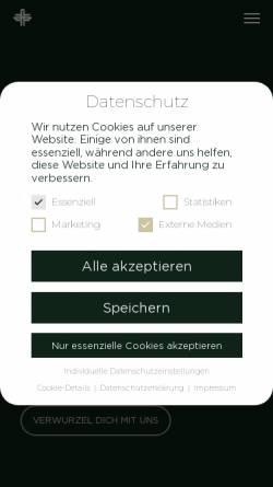 Vorschau der mobilen Webseite mp-stuttgart.de, MP Stuttgart
