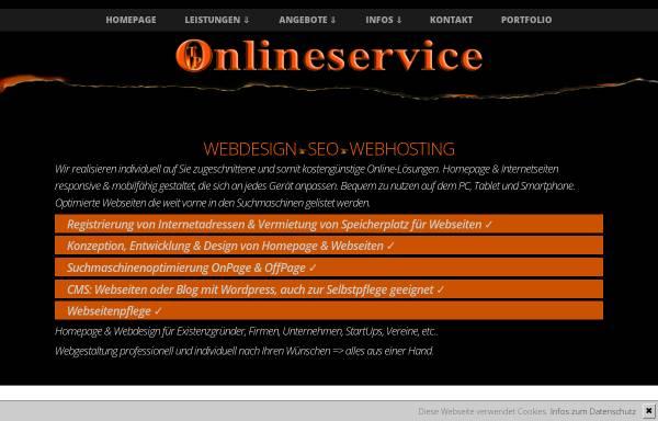 Vorschau von tantepuh.com, TANTE PUH® Onlineservice