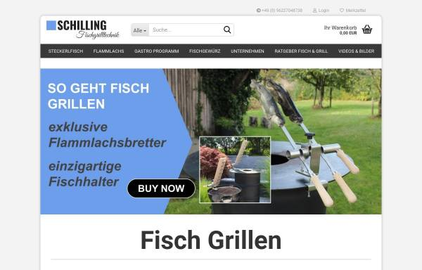 Vorschau von grill-den-spiess.de, Grill den Spieß