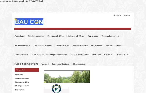 Vorschau von www.terrasse-balkon.com, Bau-Consult Höppner