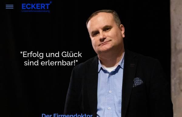 Vorschau von www.firmen-doktor.de, Unternehmensberatung Eckert
