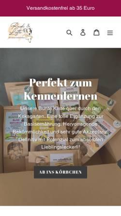 Vorschau der mobilen Webseite www.rudiundlotte.de, Rudi und Lotte
