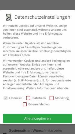 Vorschau der mobilen Webseite rankingdocs.de, Rankingdocs