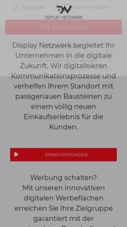 Vorschau der mobilen Webseite yellowphant.de, Yellowphant GmbH
