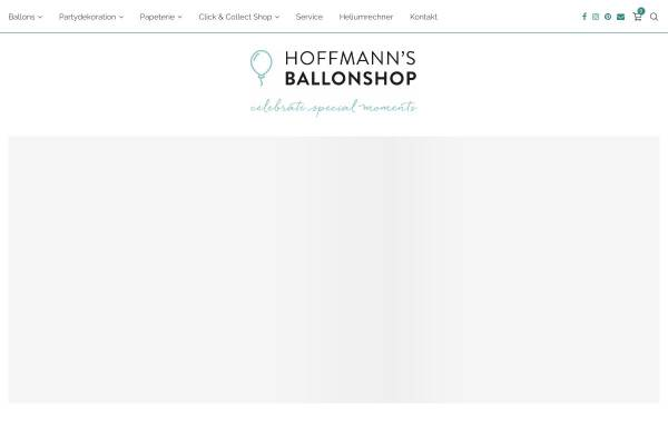 Vorschau von hoffmanns-ballonshop.de, Hoffmanns-Ballonshop