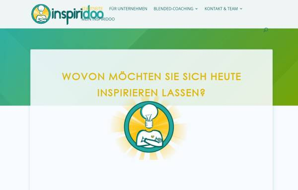 Vorschau von inspiridoo.com, Inspiridoo.com