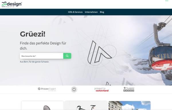 Vorschau von 28design.ch, 28 Design GmbH