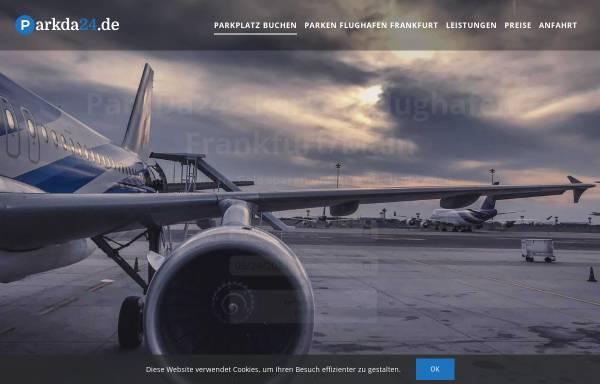 Vorschau von www.parkda24.de, Parkda 24