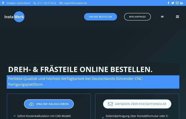 Vorschau von instawerk.de, InstaWerk
