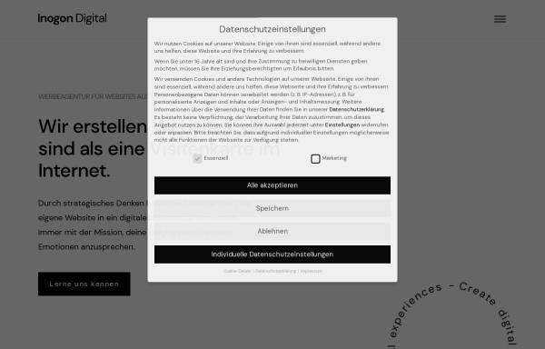 Vorschau von inogon.de, Inogon