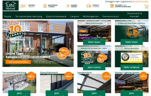 Vorschau von www.tuinmaximaal.de, Tuinmaximaal