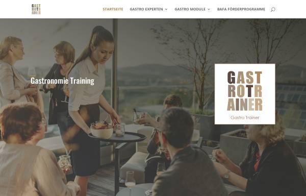 Vorschau von gastro-trainer.de, Gruber & Iannello GbR