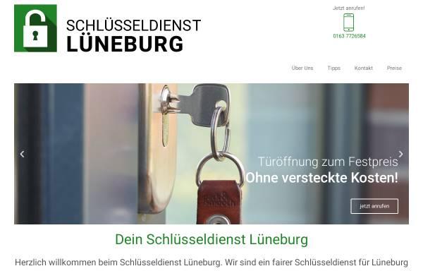 Vorschau von www.schluesseldienst-lueneburg.de, Schlüsseldienst Lüneburg