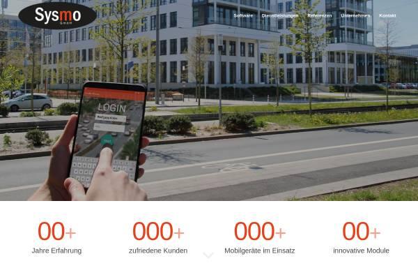 Vorschau von sysmo-gmbh.de, Sysmo GmbH