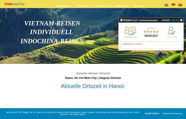 Vorschau von vietnam-asien-tour.de, Vietnam Asien Tour