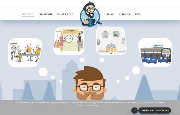 Vorschau von www.mein-erklaerfilm.de, mein-erklaerfilm