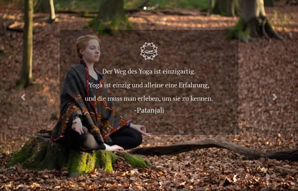Vorschau von www.yoga-kiel.com, Yogapraxis Padna
