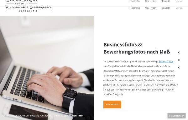 Vorschau von www.scheffler-fotografie.de, Scheffler Fotografie Businessfotograf