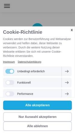Vorschau der mobilen Webseite www.bayerischerautoankauf.de, BayerischerAutoAnkauf