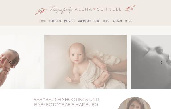Vorschau von babyfotografie-hamburg.hamburg, Alena Schnell Fotografie