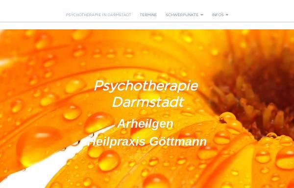 Vorschau von www.heilpraxis-goettmann.de, Heilpraxis Göttmann