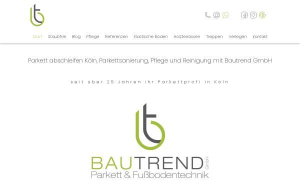 Vorschau von www.bautrend.de, Bautrend GmbH