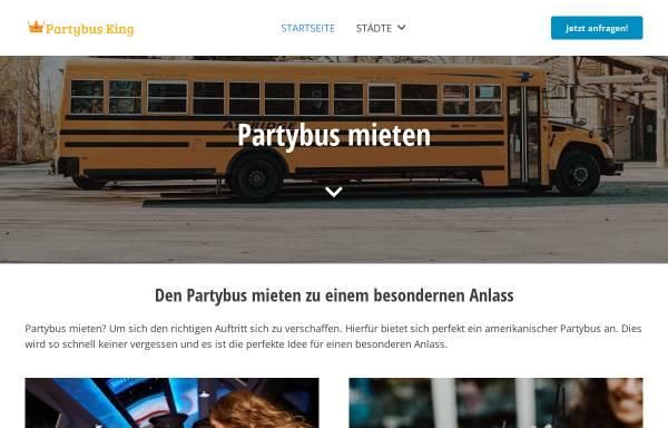 Vorschau von www.partybus-king.de, Partybus King