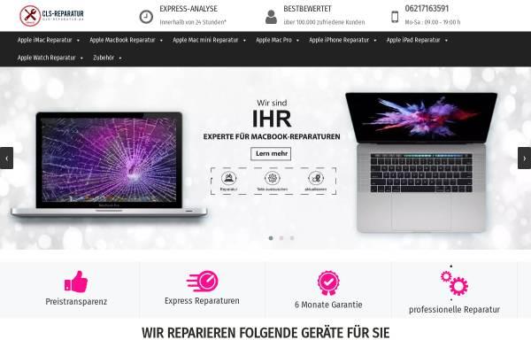 Vorschau von macbook-repaircenter.de, CLS Macbook Repaircenter