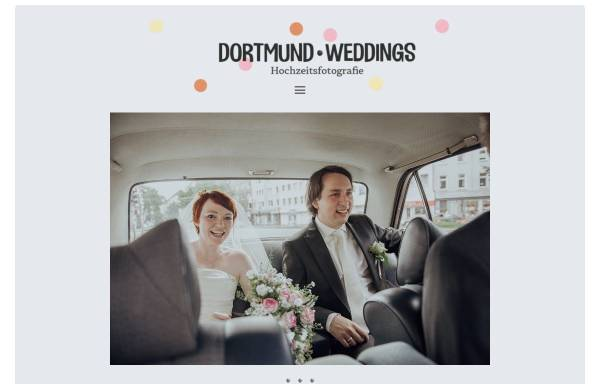 Vorschau von www.dortmund-weddings.de, Dortmund-Weddings Hochzeitsfotografie