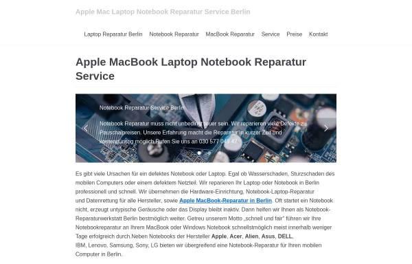Vorschau von laptop-tiptop.de, Laptop tiptop
