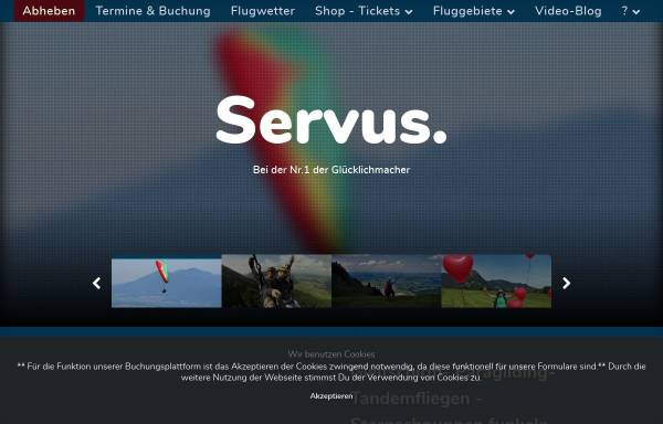 Vorschau von www.tandem.guru, tandem guru e.K.