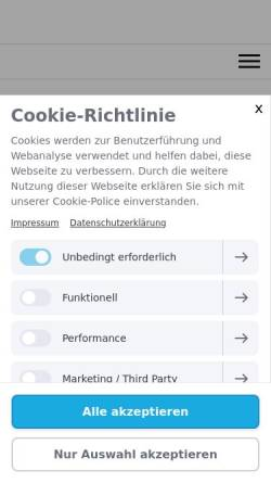 Vorschau der mobilen Webseite www.vk-uebersetzungen.de, Übersetzungen Valentina Krieger