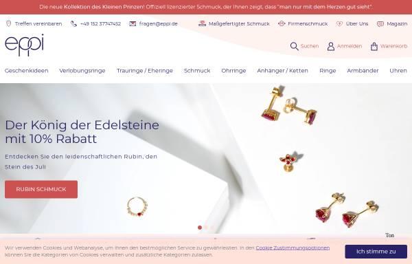 Vorschau von www.eppi.de, Eppi GmbH