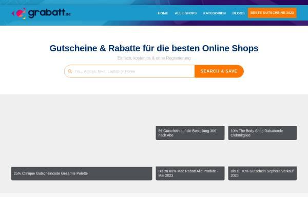 Vorschau von www.grabatt.de, Grabatt