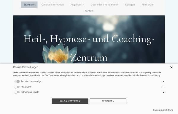 Vorschau von www.angelaburgdorf.de, Heil-, Hypnose- und Coaching-Zentrum Greifswald