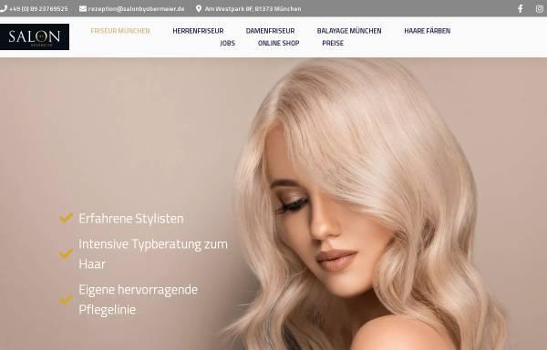 Vorschau von salonbyobermeier.de, Salon by Obermeier