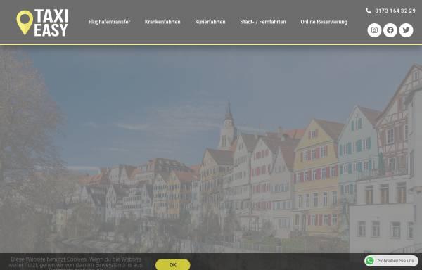 Vorschau von taxi-easy.de, Taxi Easy
