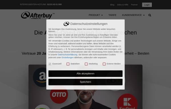 Vorschau von www.afterbuy.de, Afterbuy.de