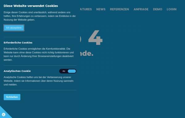 Vorschau von www.jfewo.de, JFeWo - Software für Ferienwohnungen und Portalentwicklung