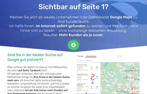 Vorschau von online-marketing.katrinlauber.de, Online Marketing Katrin Lauber
