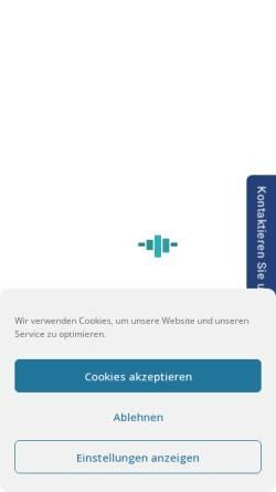 Vorschau der mobilen Webseite www.kemper.law, Kanzlei Dr. Kemper