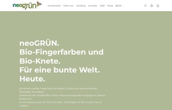Vorschau von neogruen.com, neogrün GbR