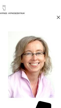 Vorschau der mobilen Webseite hypnoe.com, HYPNOE Hypnosetherapie und Coaching