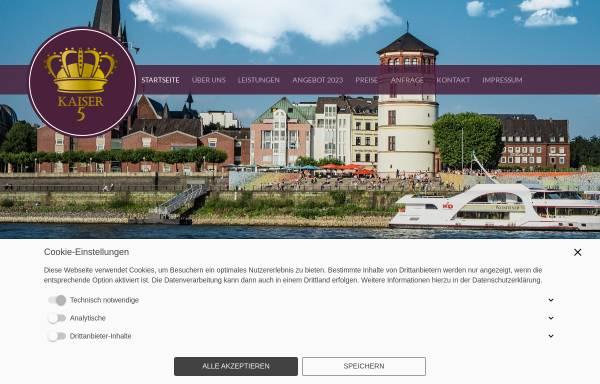 Vorschau von www.kbs-5.com, Kaiser Business Service GmbH