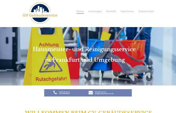 Vorschau von www.gv-gebaeudeservice.de, GV Gebäudeservice