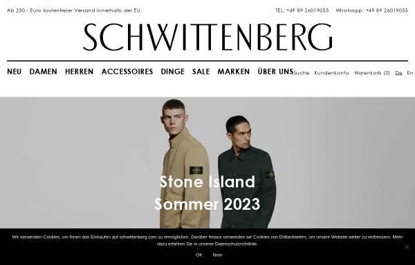 Vorschau von www.schwittenberg.com, Schwittenberg